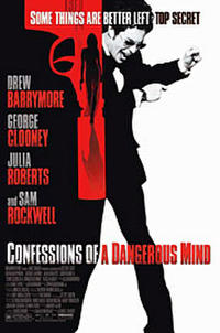 Confessions of a Dangerous Mind - VIP Movie Poster