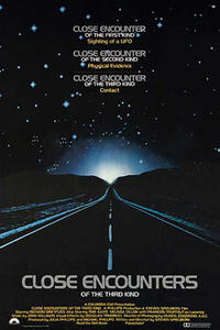 Close Encounters of the Third Kind (1977) Movie Poster