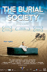 The Burial Society Movie Poster