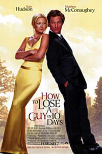 How to Lose a Guy in 10 Days - Open Captioned Movie Poster