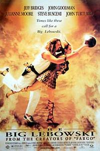 The Big Lebowski (1998) Movie Poster