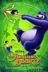 The Jungle Book 2 - DLP (Digital Projection) Movie Poster