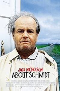 About Schmidt - Open Captioned Movie Poster