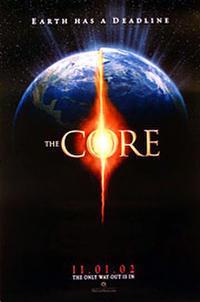 The Core - Open Captioned Movie Poster