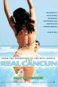 The Real Cancun Movie Poster