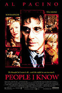 People I Know Movie Poster