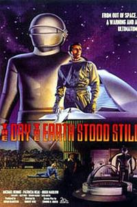 The Day the Earth Stood Still (1951) Movie Poster
