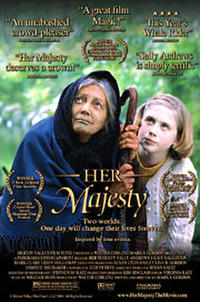 Her Majesty Movie Poster