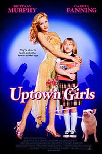 Uptown Girls Movie Poster