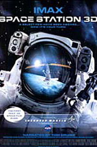 Space Station 3D Movie Poster
