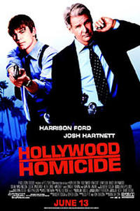 Hollywood Homicide - VIP Movie Poster