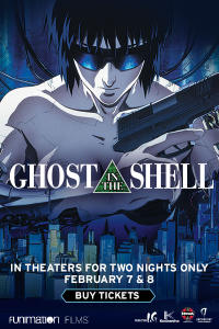 Ghost In The Shell 1995 Synopsis Fandango