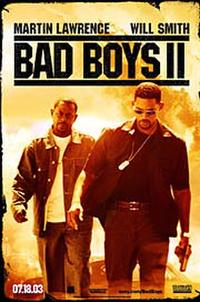 Bad Boys II - Spanish Subtitles Movie Poster