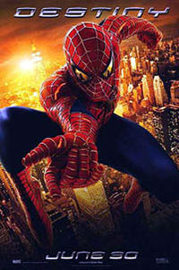 Spider-Man 2 (2004) Movie Poster