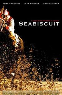 Seabiscuit - Open Captioned Movie Poster
