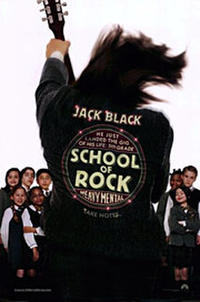 The School of Rock Movie Poster