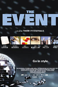 The Event Movie Poster