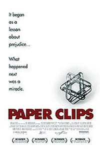 Paper Clips Movie Poster