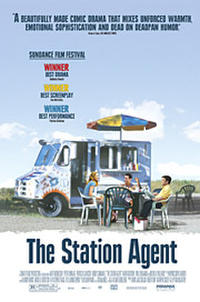 The Station Agent Movie Poster