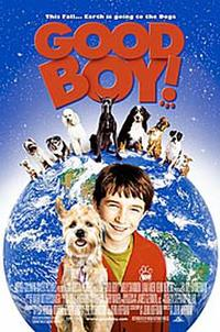 Good Boy! - Open Captioned Movie Poster