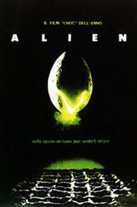 Alien: The Director's Cut - DLP (Digital Projection) Movie Poster