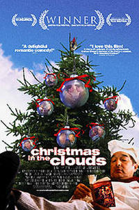Christmas in the Clouds Movie Poster