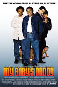 My Baby's Daddy Movie Poster