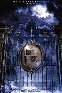 The Haunted Mansion - DLP (Digital Projection) Movie Poster
