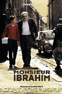 Monsieur Ibrahim Movie Poster