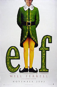 Elf - Spanish Subtitles Movie Poster