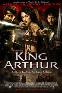 King Arthur (2004) Movie Poster