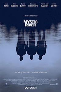 Mystic River - DLP (Digital Projection) Movie Poster