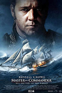 Master and Commander: The Far Side of the World - VIP Movie Poster