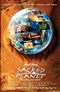 IMAX: Sacred Planet Movie Poster