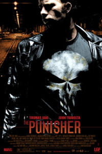 The Punisher (2004) Movie Poster