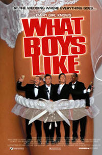 What Boys Like (2004) Movie Poster