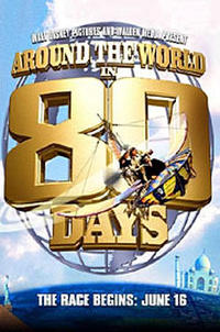 Around the World in 80 Days (2004) Movie Poster
