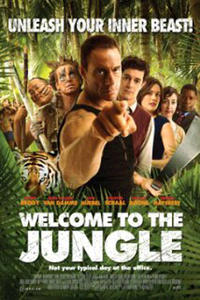 Welcome to the Jungle (2013) Movie Poster