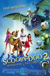 Scooby-Doo 2: Monsters Unleashed - DLP (Digital Projection) Movie Poster