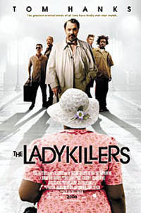 The Ladykillers - VIP Movie Poster