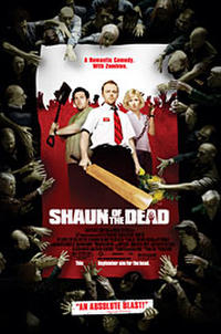 Shaun of the Dead Movie Poster