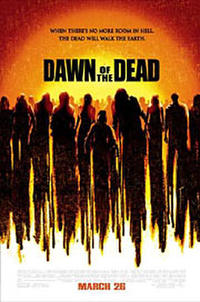Dawn of the Dead - VIP Movie Poster
