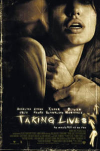Taking Lives - VIP Movie Poster