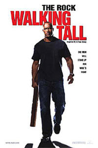 Walking Tall - Open Captioned Movie Poster