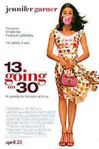 13 Going on 30 - Giant Screen Movie Poster