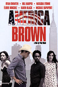 America Brown Movie Poster