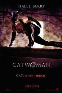 Catwoman: The IMAX Experience Movie Poster