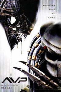 Alien Vs. Predator (2004) Movie Poster
