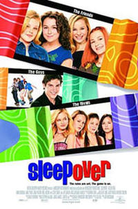 Sleepover Movie Poster