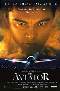 The Aviator Movie Poster